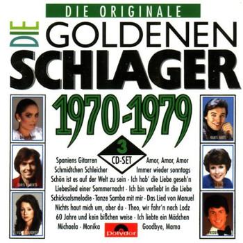 Various - Die Goldenen Schlager 1970-1979