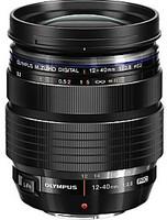 Olympus M.Zuiko Pro 12-40 mm F2.8 ED 62 mm filter (geschikt voor Micro Four Thirds) zwart