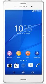 Sony Xperia Z3 16GB wit