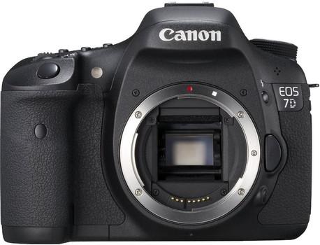 Canon EOS 7D Body nero