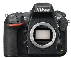 Nikon D810 body nero