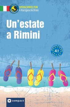 A Rimini, d'estate. Italienisch A1 - Alessandra Felici Puccetti  [Taschenbuch]