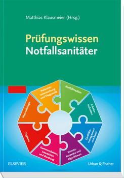 Prüfungswissen Notfallsanitäter - Marten Soltau  [Taschenbuch]