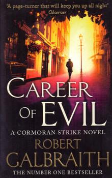 Career of Evil - Robert Galbraith [Paperback]