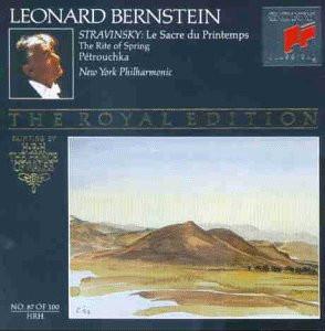 Leonard Bernstein - Sacre d.Printemps/Petruschka