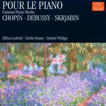 Gabriel - Berühmte Klavierwerke