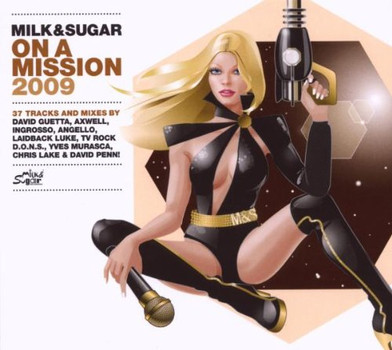 Various - Milk & Sugar-on a Mission 2009