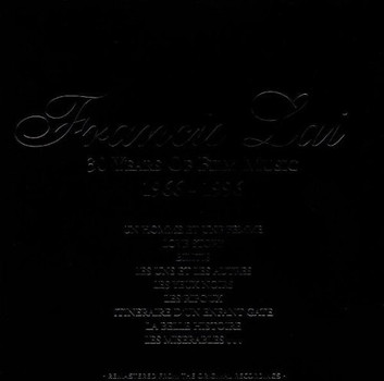 Francis Lay - 30 Years of Filmusic