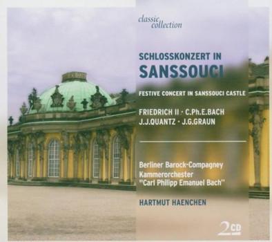 Berliner Barock-Compagney - Schlosskonzert in Sanssouci