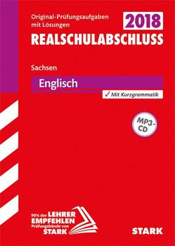 Abschlussprüfung Oberschule Sachsen - Englisch Realschulabschluss [Taschenbuch]
