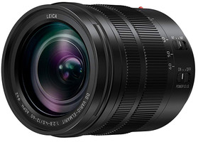 Panasonic Leica DG VARIO Elmarit 12-60 mm F2.8-4.0 ASPH. POWER O.I.S. 62 mm filter (geschikt voor Micro Four Thirds) zwart