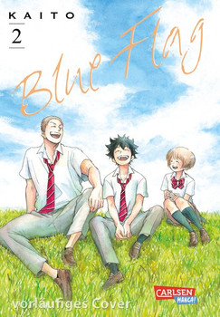 Blue Flag 2 - Kaito  [Taschenbuch]