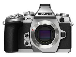 Olympus OM-D E-M1 Cuerpo plata