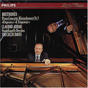 Arrau - Klavierkonzert 5