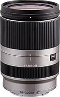 Tamron 18-200 mm F3.5-6.3 Di VC III 62 mm Obiettivo (compatible con Sony E-mount) argento