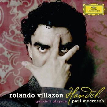 VILLAZON,ROLANDO / HANDEL / GCP / MCCREESH ARIAS