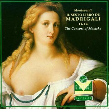 Consort of Musicke - Madrigalbuch 6