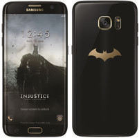 Samsung G9350 Galaxy S7 edge DuoS 32GB [Injustice Edition] black onyx