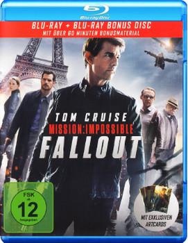 Mission: Impossible - Fallout [inkl. Bonus Disc & Artcards]