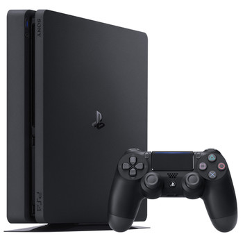 Sony PlayStation 4 slim 500GB [incl. draadloze controller] zwart