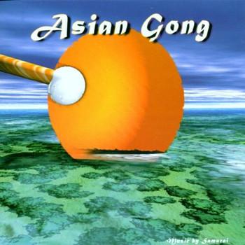 Samurai - Asian Gong