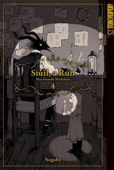 Siúil, a Rún - Das fremde Mädchen 04 - Nagabe  [Taschenbuch]