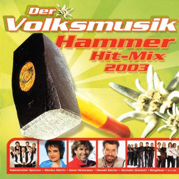 Various - Der Volksmusik Hammer Hit-Mix 2003