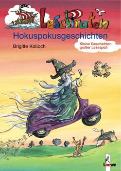 Lesepiraten Hokuspokusgeschichten - Brigitte Kolloch