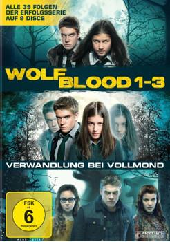 Wolfblood - Verwandlung bei Vollmond: Staffel 1-3 [9 Discs]