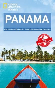 National Geographic Traveler Panama mit Maxi-Faltkarte - Christopher P. Baker  [Gebundene Ausgabe]