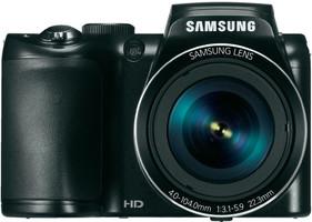 Samsung WB110 zwart
