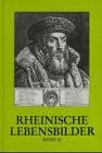 Rheinische Lebensbilder, Bd.10