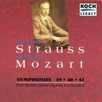 Richard Strauss - Richard Strauss dirigiert Mozart