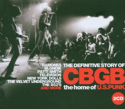 Various - Definitive Story of Cbgb