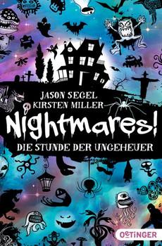 Nightmares. Die Stunde der Ungeheuer - Kirsten Miller  [Taschenbuch]