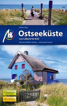 Ostseeküste von Lübeck bis Kiel: Reisehandbuch mit vielen praktischen Tipps. - Katz, Dieter