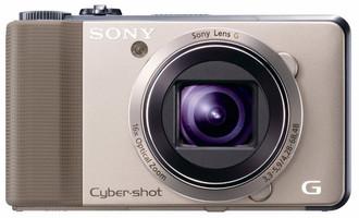 Sony Cyber-shot DSC-HX9V rosa