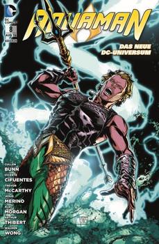 Aquaman: Band 8 - Verbannt aus Atlantis - Cullen Bunn [Broschiert]