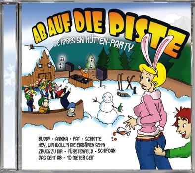 Various - Ab auf die Piste-die Apres Ski Hütten-Party
