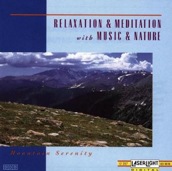 Various - Relax.& Medit.-Bergfrieden