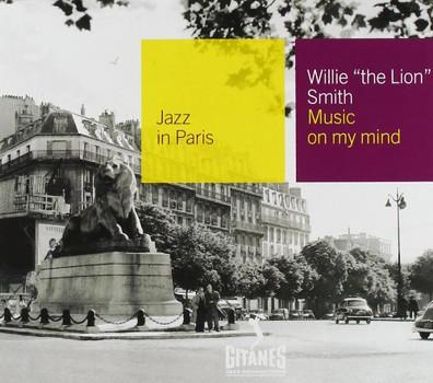 Willie - Jazz in Paris - Music On My Mind