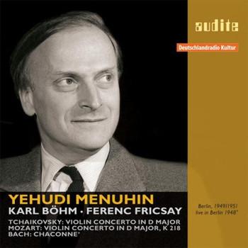 Yehudi Menuhin - Violinkonzerte/Chaconne