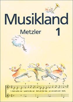 Musikland, Bd.1, Ab Klasse 5: Für Haupt-, Real- und Gesamtschulen