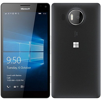 Microsoft Lumia 950 XL Doble SIM 32GB negro