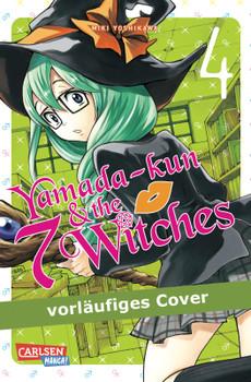 Yamada-kun and the seven Witches, Band 4 - Yoshikawa, Miki
