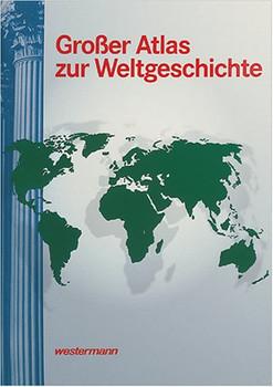 Großer Atlas zur Weltgeschichte. U. a. ein Register mit 20.000 Eintragungen - Priscilla Strain