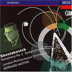 Bernard Haitink - Sinfonien 1 & 3