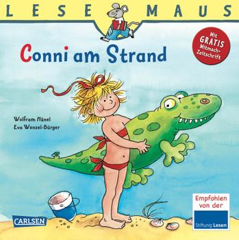 Conni am Strand - Wolfram Hänel