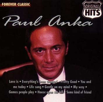 Paul Anka - Forever Classic