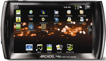 "Archos 48 Internet Tablet 4,8"" 500 GB [WiFi, con DVR-Station]"